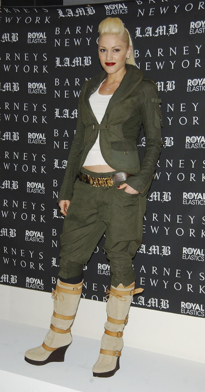 Gwen Stefani: The mid 2000s 3