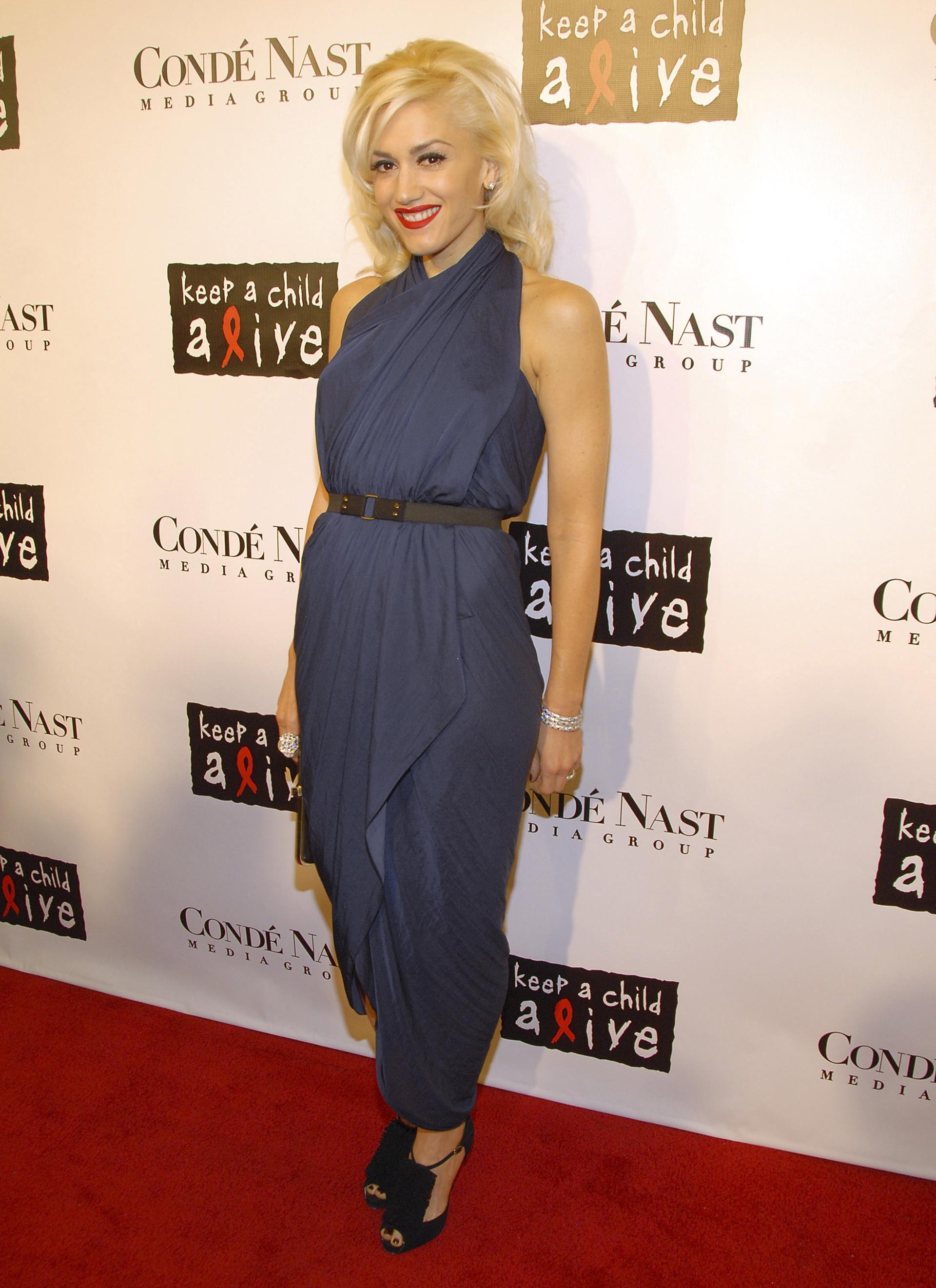 Gwen Stefani: The late 2000s 3