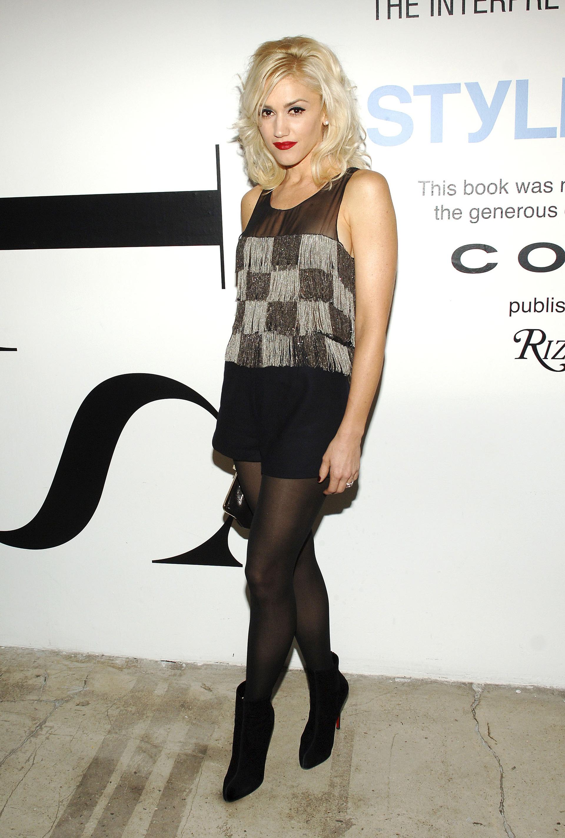 Gwen Stefani: The late 2000s 4