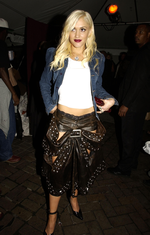 Gwen Stefani: The early 2000s 2