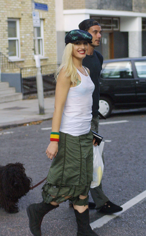 Gwen Stefani: The early 2000s 3