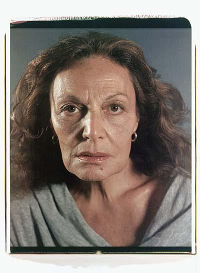 Diane von Furstenberg talks wrinkles and plastic surgery in Harpar's Bazaar