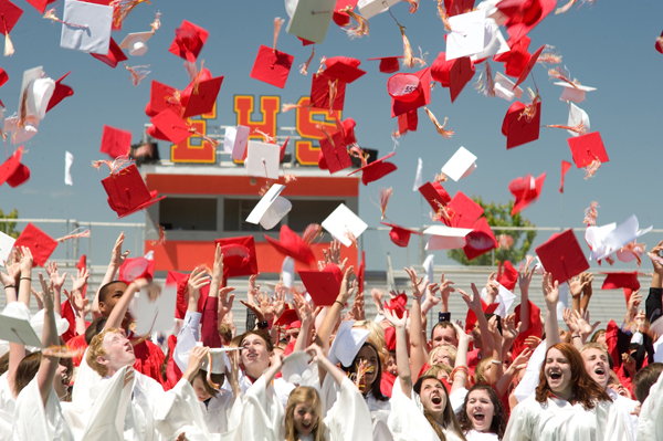 Graduation day is here for High School Musical 3