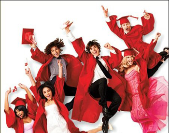 The cast of HSM3 dominate box office again