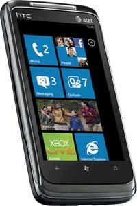 HTC Surround Windows 7 Phone