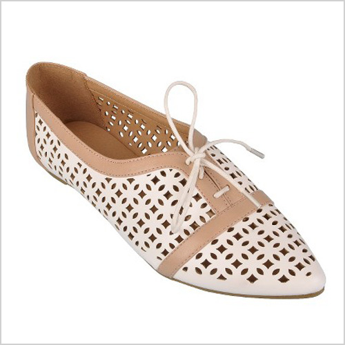Hailey Jeans Co. Perforated Oxfords