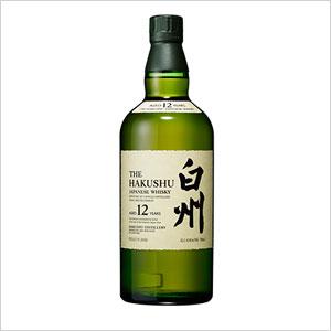 Hakushu 12-Year Single Malt Whiskey