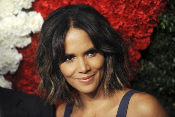 Halle Berry and paparazzi