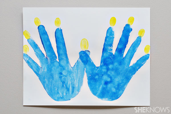 Get Your Kids In The Hanukkah Spirit Of Tradition With Fun Crafts