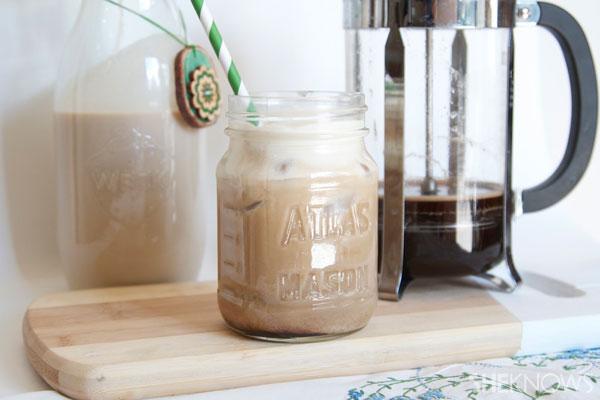 ICED IRISH CREAM & COFFEE
