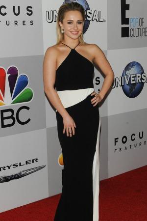 Hayden Panettiere gown