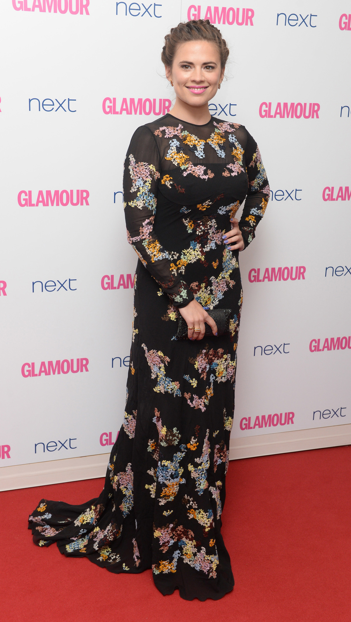 Hayley Atwell at the Glamour Women of the Year Awards