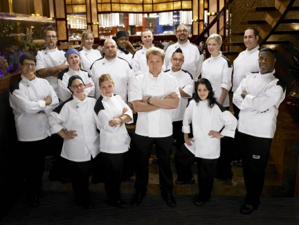 Are these chefs up for the heat?