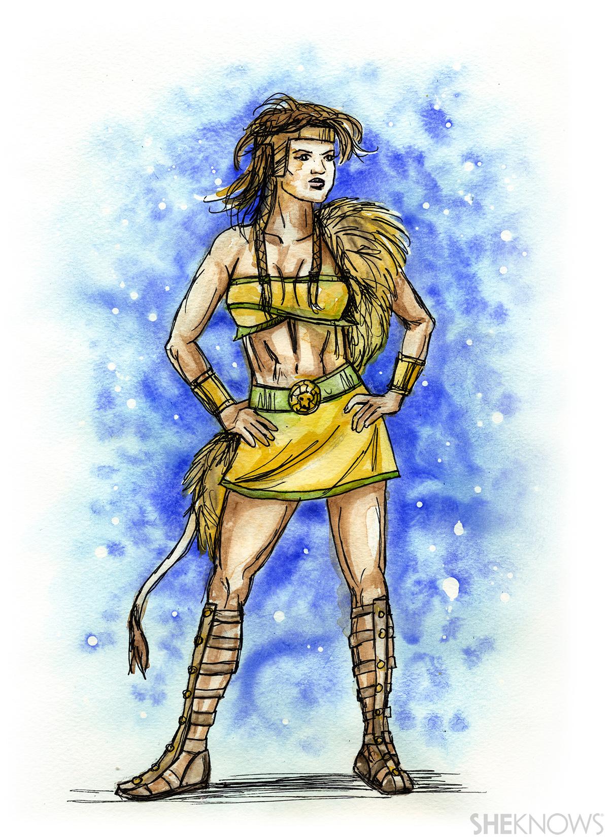 Hercules lady