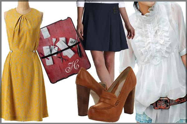 Hermione Granger fashion accessories