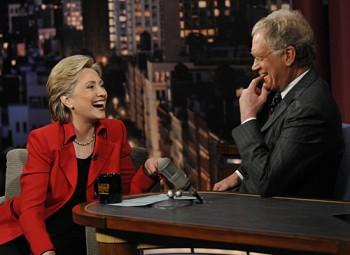 Hillary loves Dave