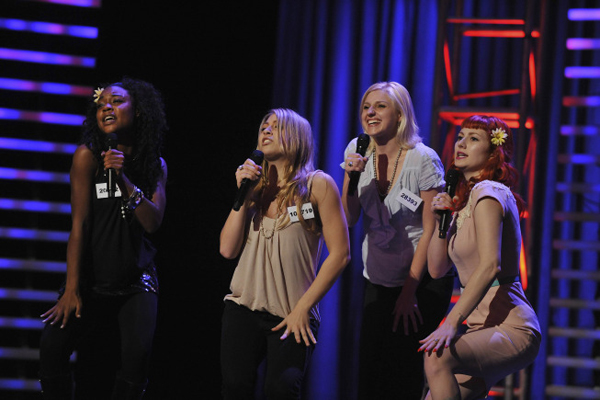 Singer your heart out girls, American Idol narrows the field