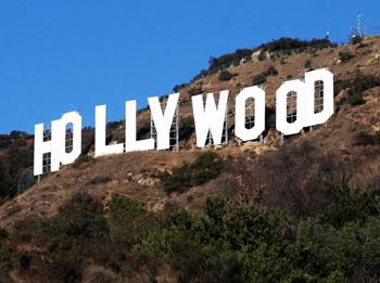 Hollywood rocks