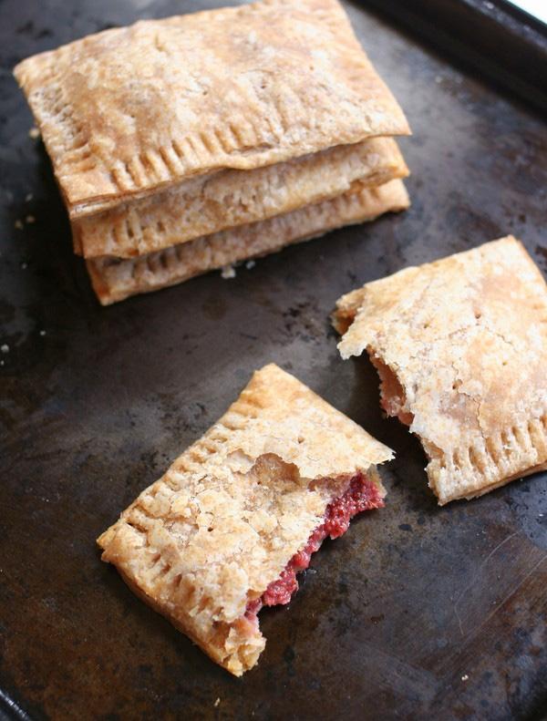 Homemade Pop Tarts/Toaster Streudel