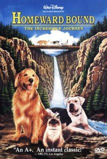 Homeward Bound: The Incredible Journey (1993)