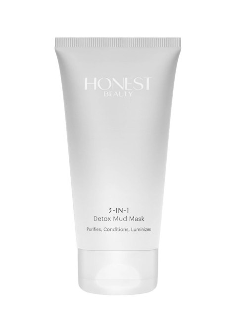 New Clay Masks to Try | Honest Beauty 3-in-1 Detox Mud Mask