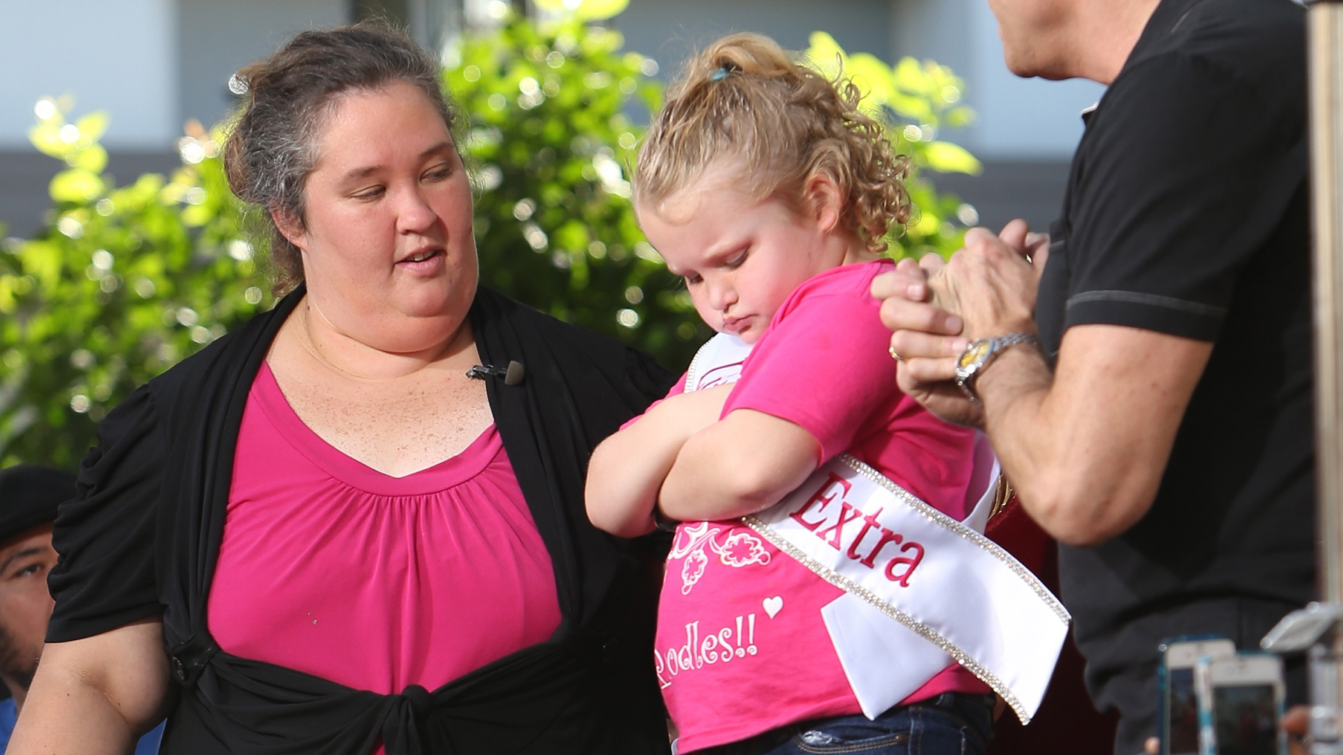 Here Comes Honey Boo Boo at The Grove for Extra
