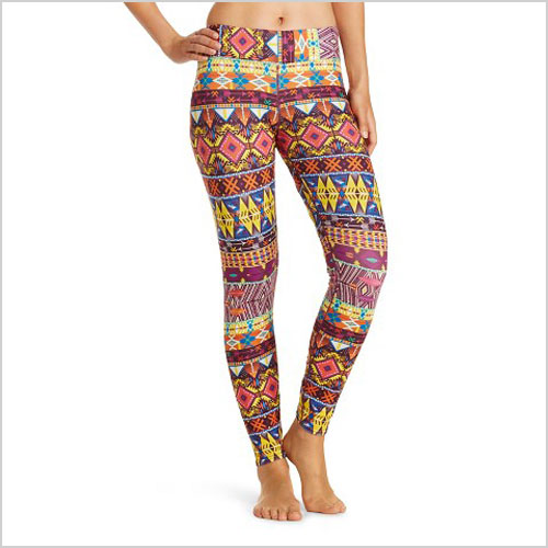 Hot Chillys Printed Thermal Underwear Pant