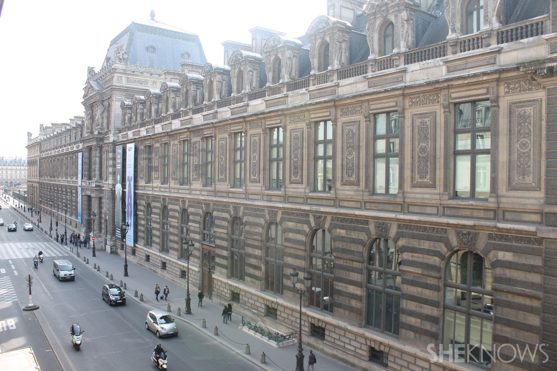 Hôtel du Louvre 1