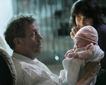 Is House a papa?