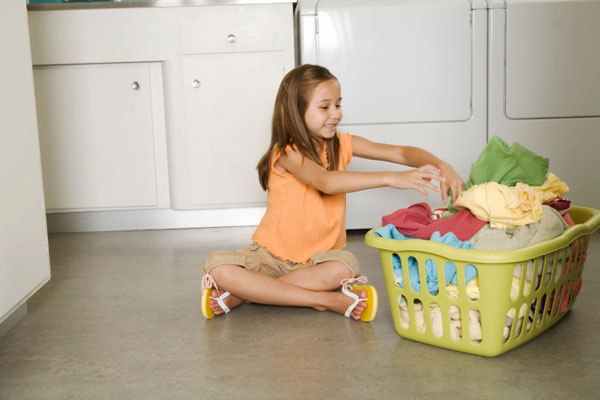 Household chores motivation: School-aged kiddos