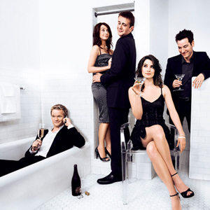 The gang's all back on How I Met Your Mother