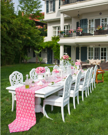 How to turn your backyard into a wedding venue