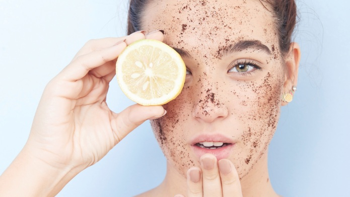 How to use food for skin