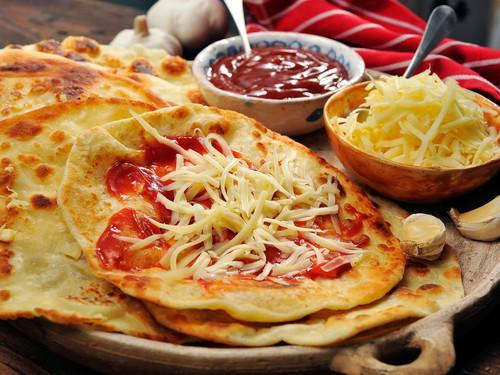 Hungarian pizza