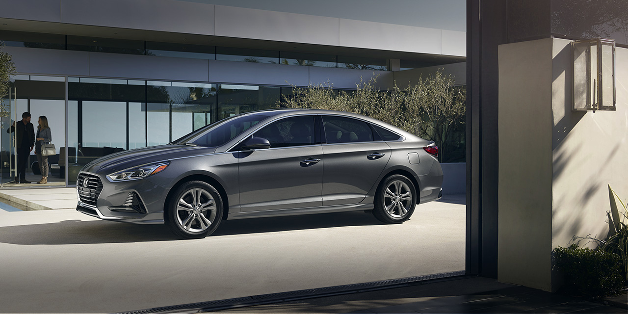 Cars You AND Your Teen Will Want Them Driving | Hyundai Sonata