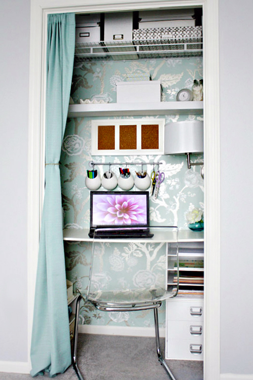 20 Ideas To Turn That Boring Closet Into Something
