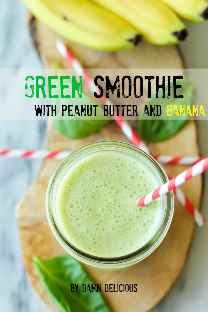 peanut butter smoothie