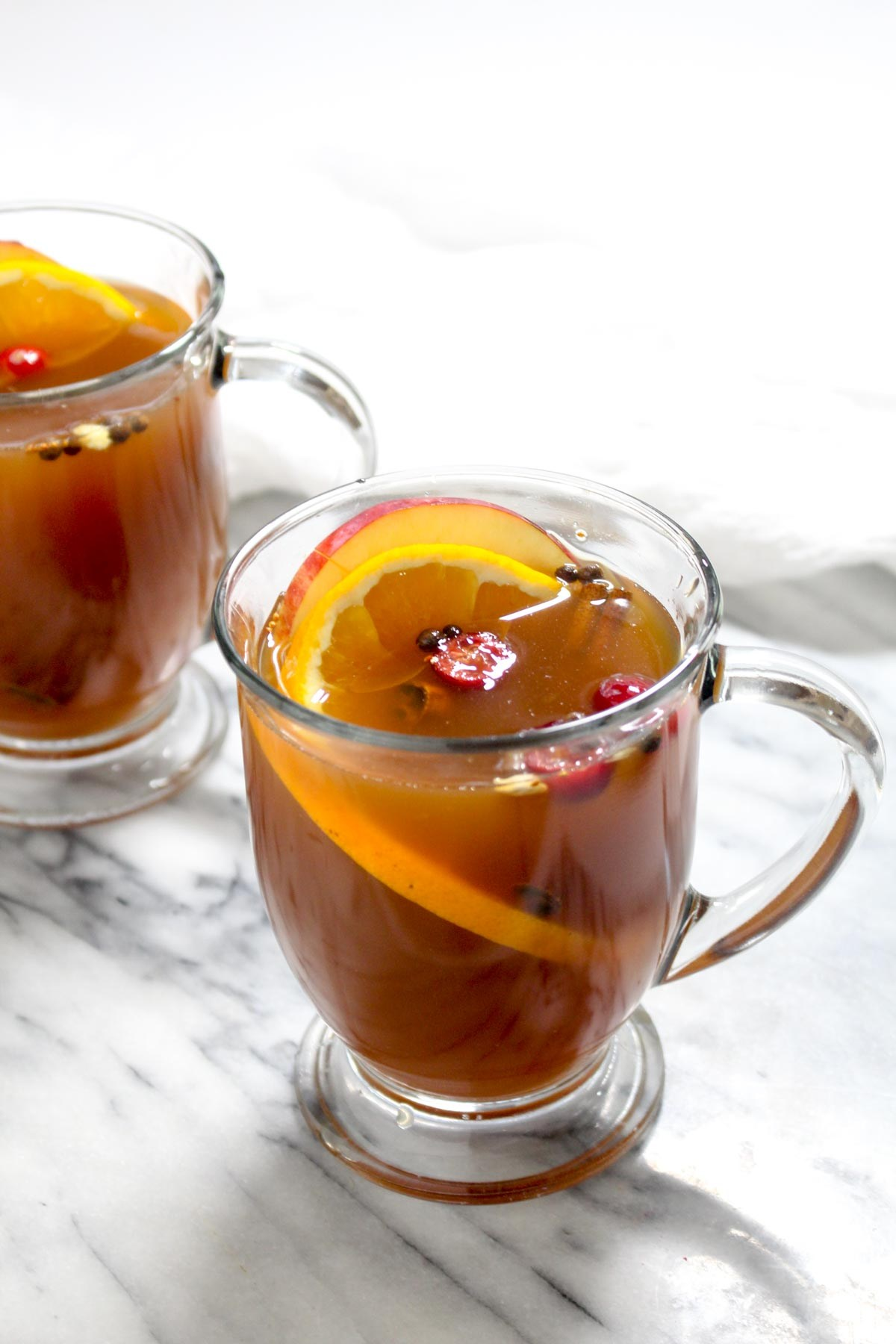 Best Christmas Food and Drink: Hot apple cider