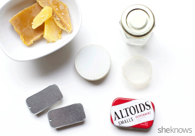 DIY Essential oil perfume 2