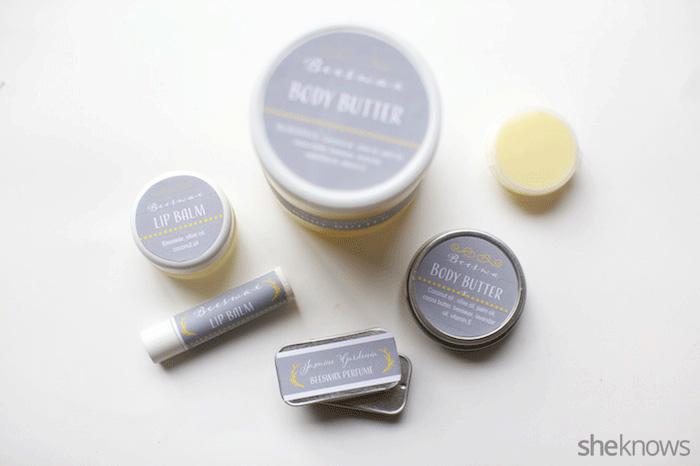 Beeswax Solid Perfume Recipe 5
