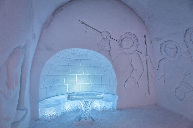 Québec City's Ice Hotel