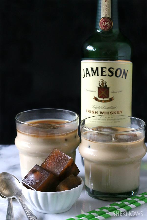 Iced Irish Coffee