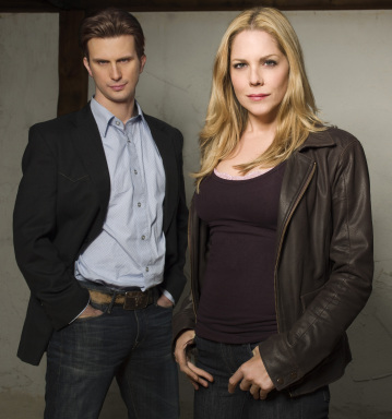 Mary McCormack is Mary Shannon on