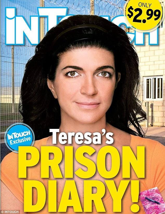 In Touch Teresa Giudice