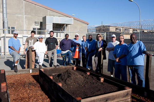 Growing a new life: Insight Garden Program at San Quentin Prison