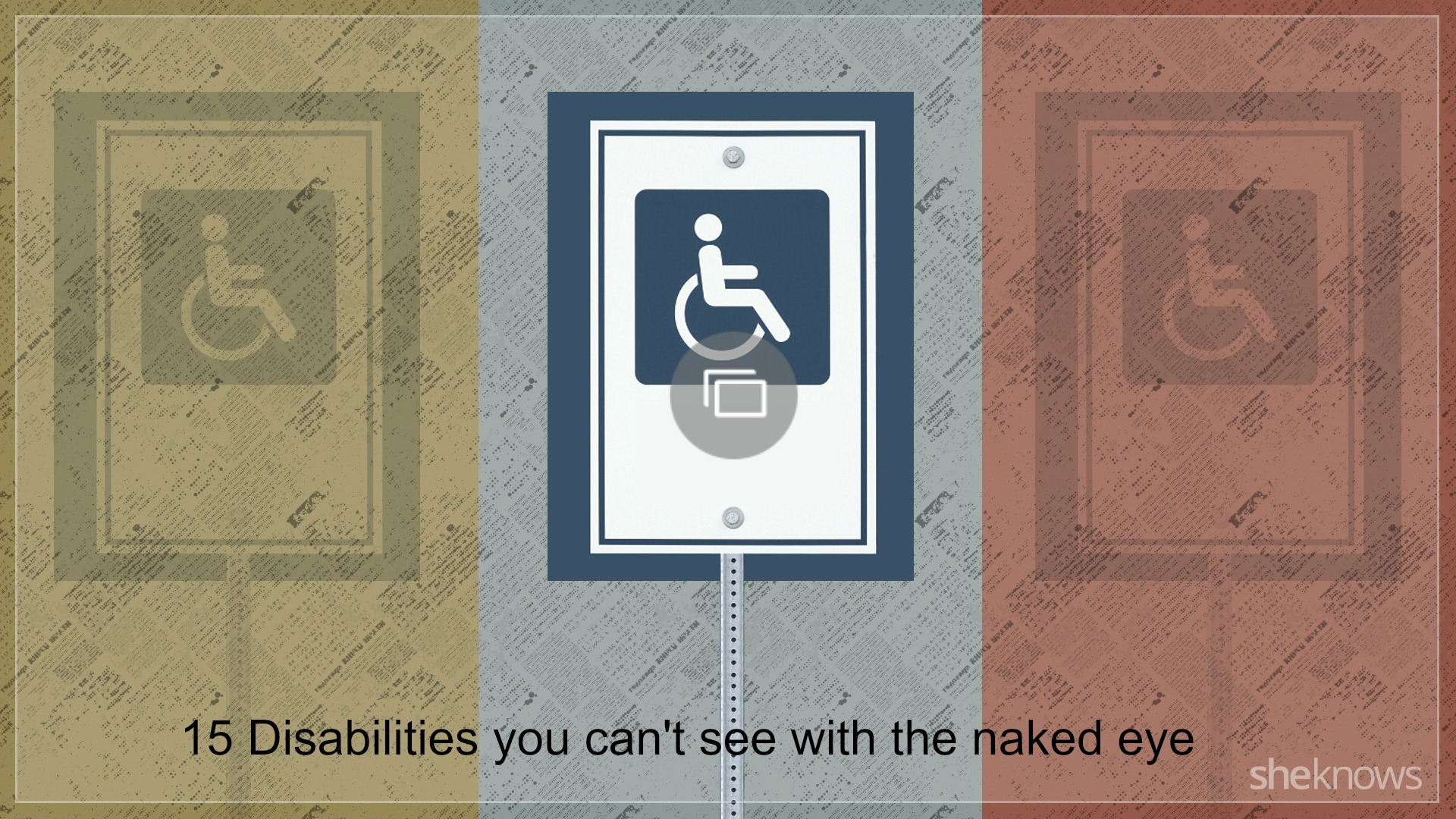 list of invisible disabilities