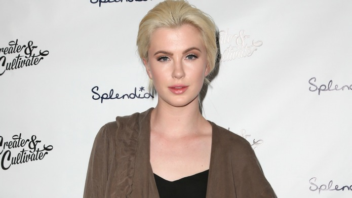 Ireland Baldwin's bruised face is really