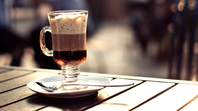 How to make Irish coffee the