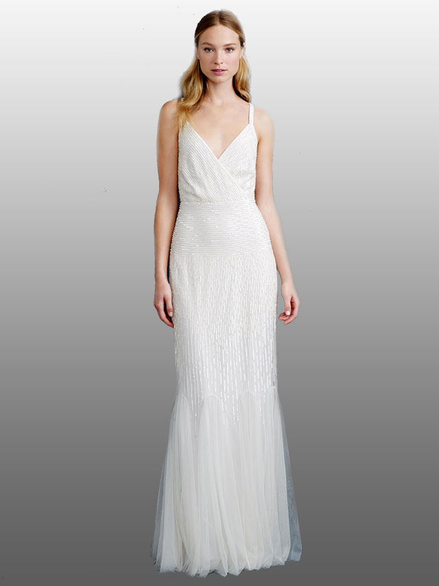 3cb4a7111c7d 8 Bridal gowns perfect for a wedding in the woods – SheKnows