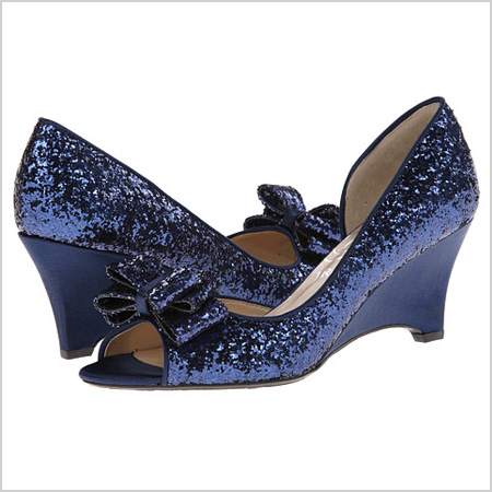 J. Renee Chrissy Heel in Navy
